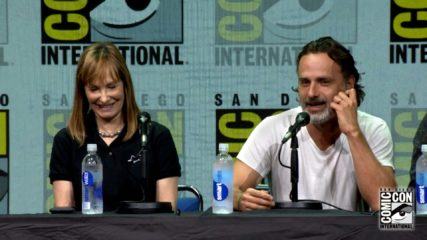 The Walking Dead Comic-Con Highlights: Andrew Lincoln Recalls TWD's Very First Shot
