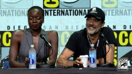 The Walking Dead Comic-Con Highlights: Jeffrey Dean Morgan on the Best and Worst of Negan