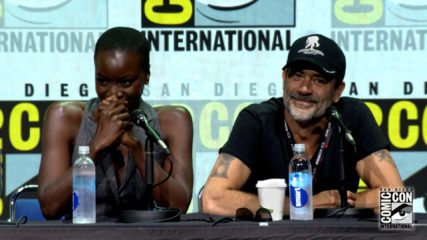 The Walking Dead Comic-Con Highlights: Negan's Favorite Curse Word