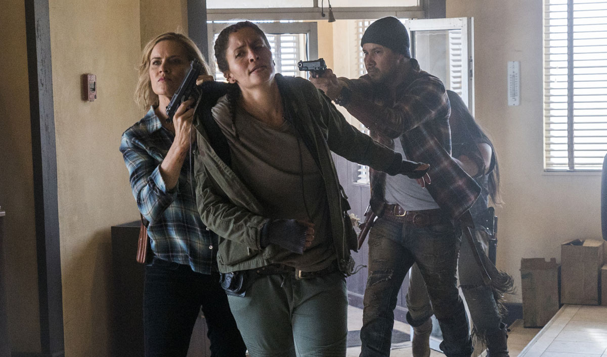 An Anthrax Attack Forces Madison to Kill in the Second Half of the <em>Fear the Walking Dead</em> Mid-Season Finale