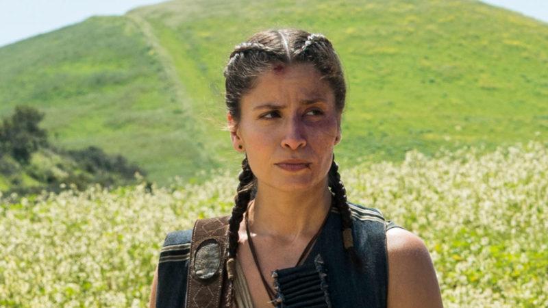 (SPOILERS) <em>Fear the Walking Dead</em> Q&A — Mercedes Mason (Ofelia)