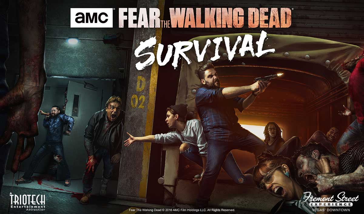 "&#8220;<em>Fear the Walking Dead</em> Survival"" Attraction Coming to Las Vegas This Summer"