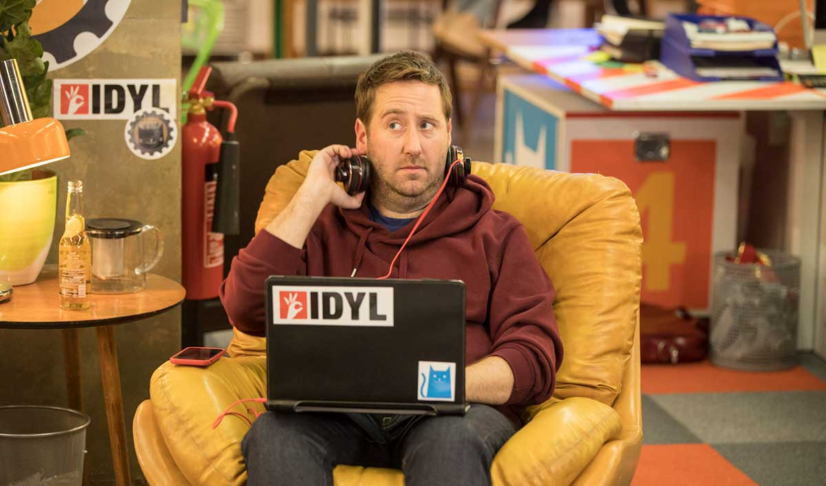 <em>Loaded</em> Q&#038;A — Jim Howick (Josh)
