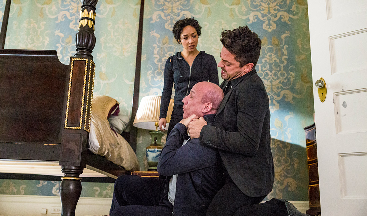 <em>Preacher</em> in <em>CBR</em> Superhero Show Ranking; Ruth Negga Wins Award Nod