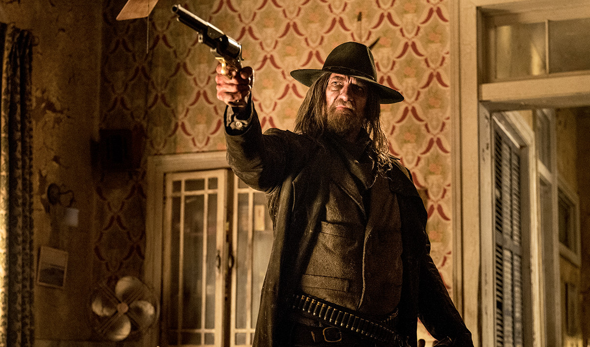 <em>Preacher</em> Q&A — Graham McTavish (The Saint of Killers)