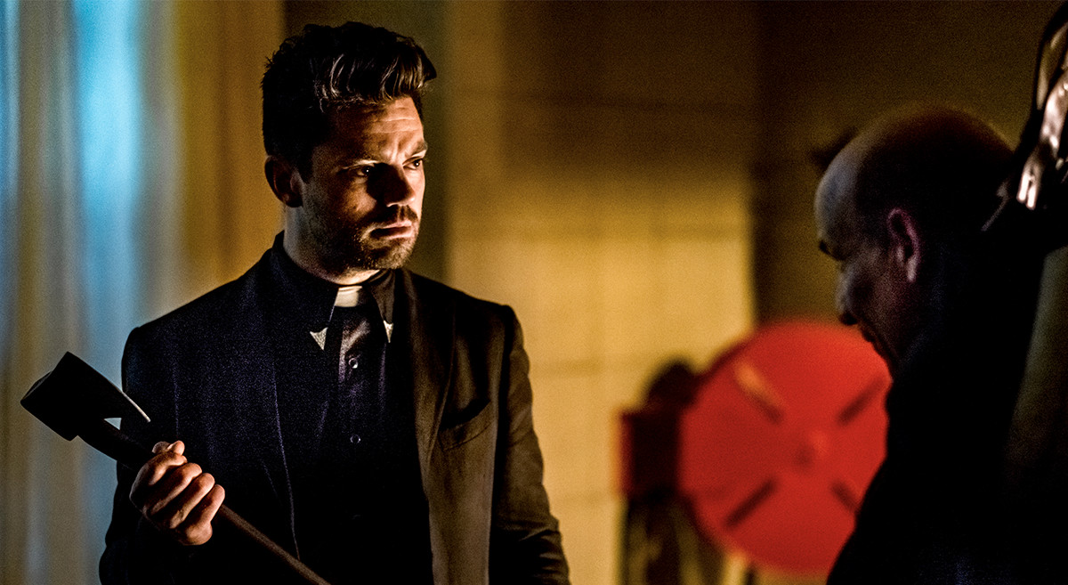 """How Preacher Wrestles With the """"Worst Part"""" of Jesse"""