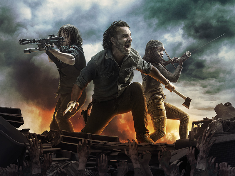 The Walking Dead Season, Episode and Cast Information - AMC