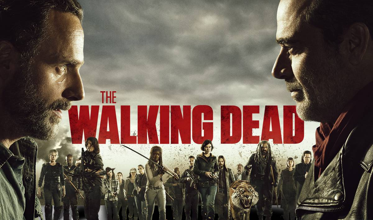 <em>The Walking Dead</em> Returns Sunday, October 22 at 9/8c — Get Your First Look at Season 8 With the Comic-Con Poster