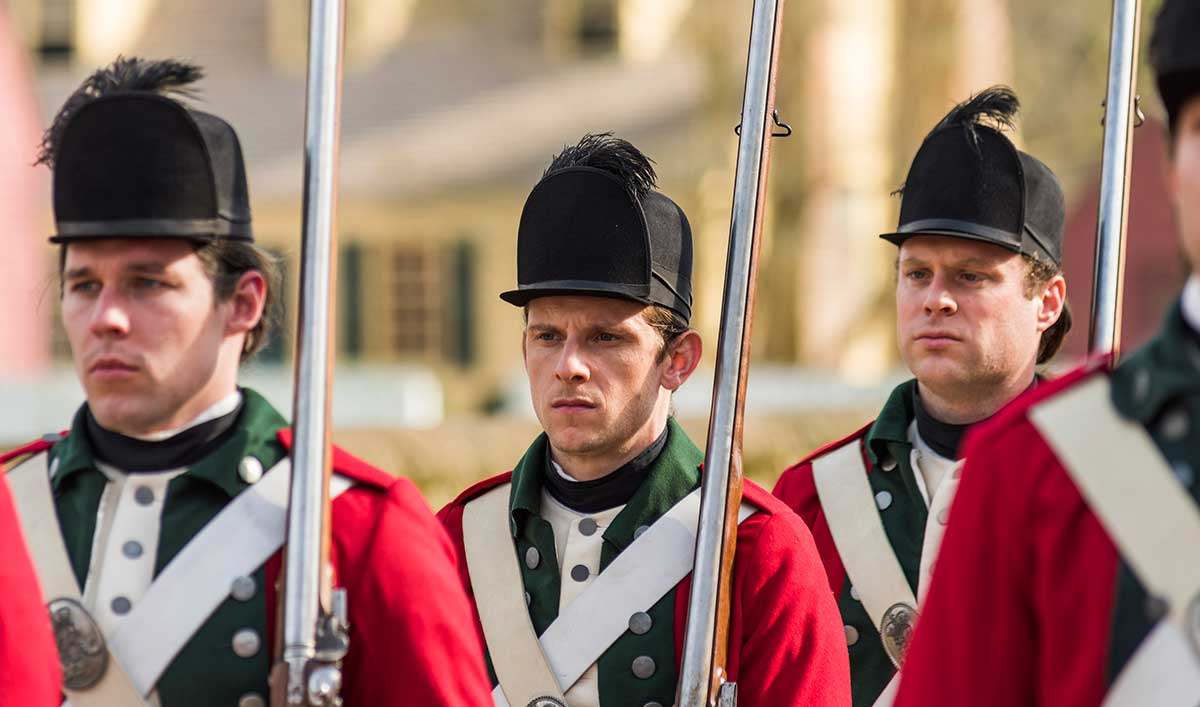 Abe's Quest for Revenge Leads Him to Benedict Arnold's Side… as a Redcoat — Watch Episode 5 Now