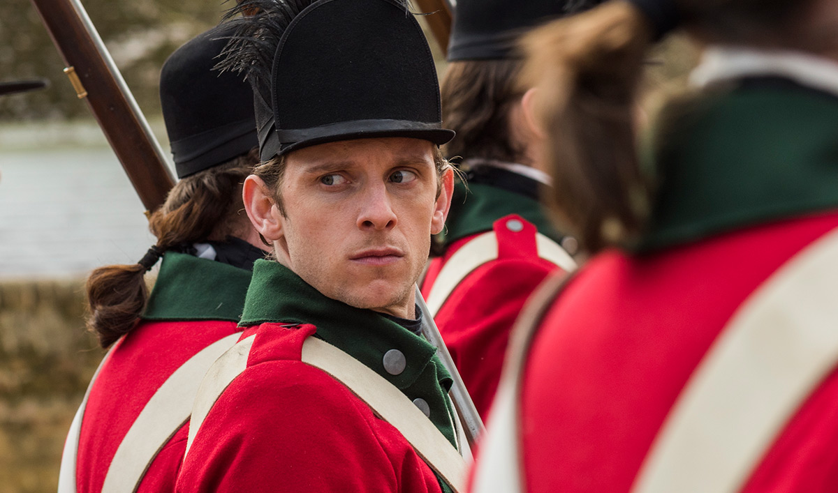 Get a First Look at Abe as a Redcoat in This Sneak Peek Scene