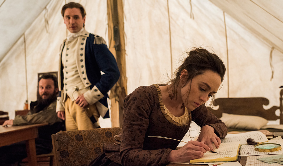 <em>TURN: Washington's Spies</em> Season 4, Episode 6 Extras
