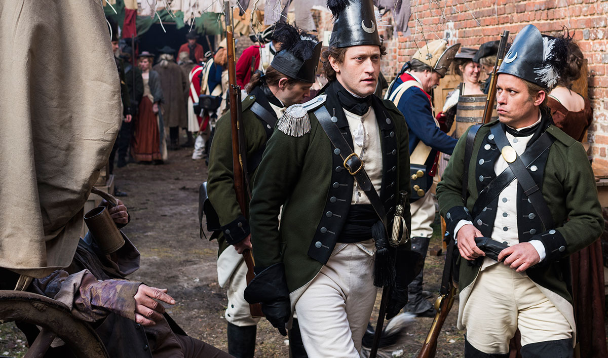 The Plots to Kidnap Benedict Arnold and Kill Simcoe Are Hatched in Latest Full Episode