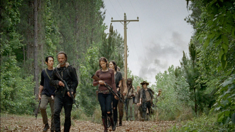 The Walking Dead 100 Episodes: Our Favorite Memories From the First 99