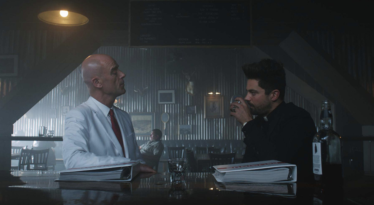 Episode 10 Sneak Peek — Herr Starr Gets a First-Hand Taste of Genesis