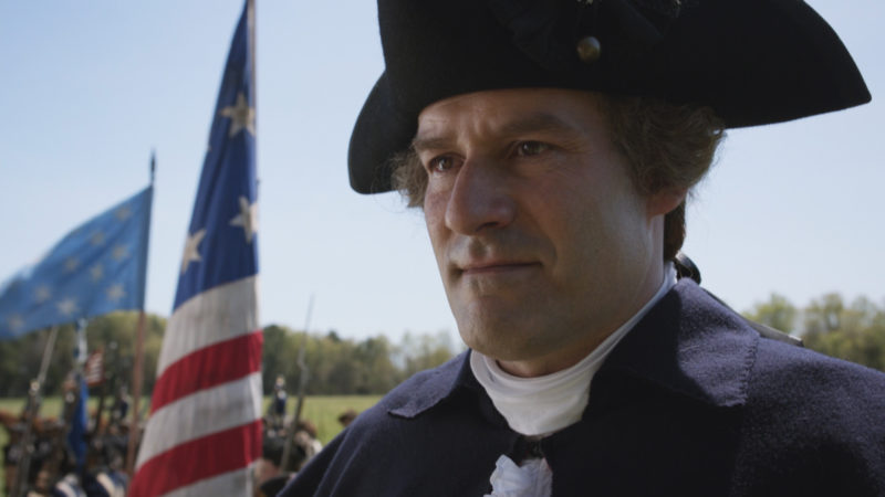 TURN: Washington's Spies Talked About Scene: Season 4, Episode 9