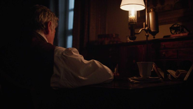 TURN: Washington's Spies Talked About Scene: Season 4, Episode 10