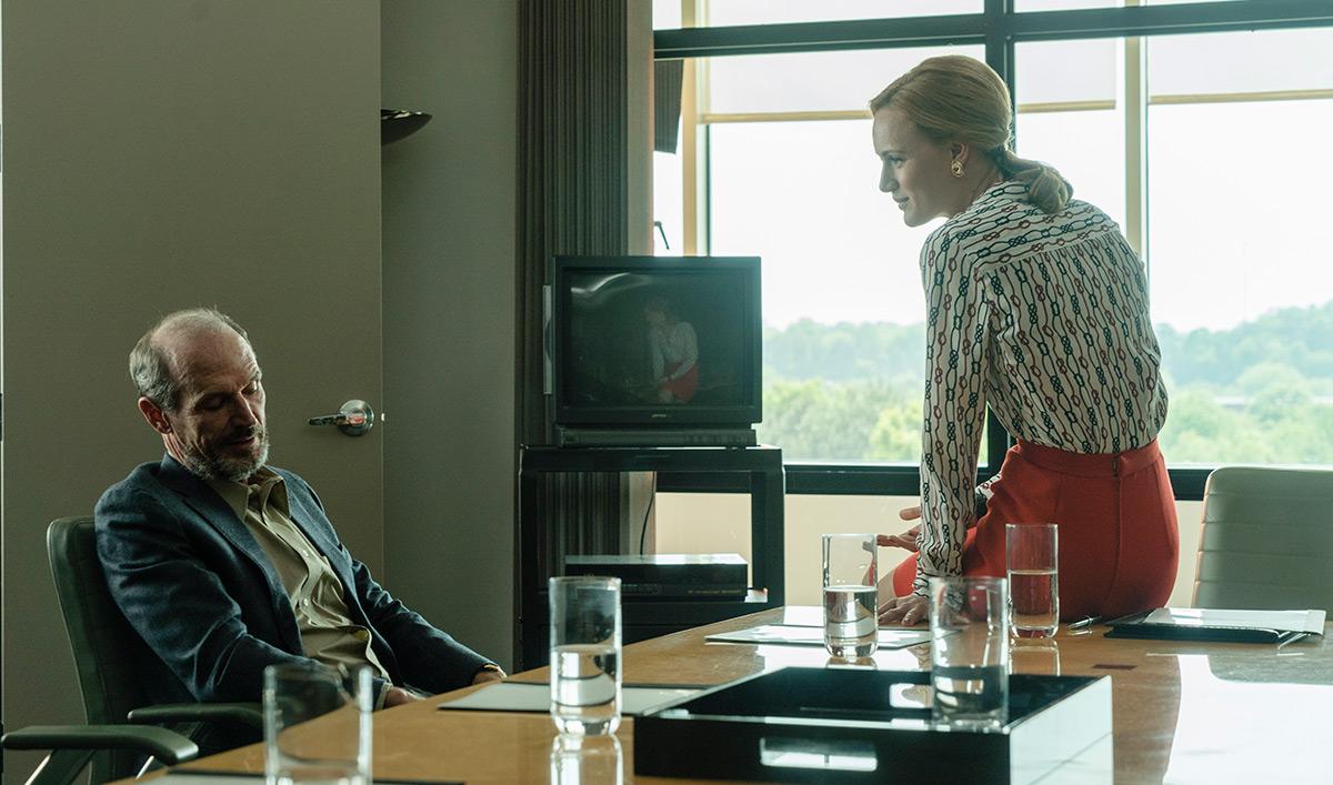 Kerry Bishé Talks Donna's Arc With <em>VF</em>; <em>EW</em>'s Q&A With <em>Halt</em>'s Creators