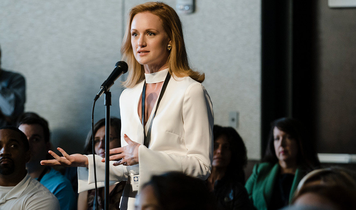 <em>Halt and Catch Fire</em> Q&A — Kerry Bishé (Donna Emerson)