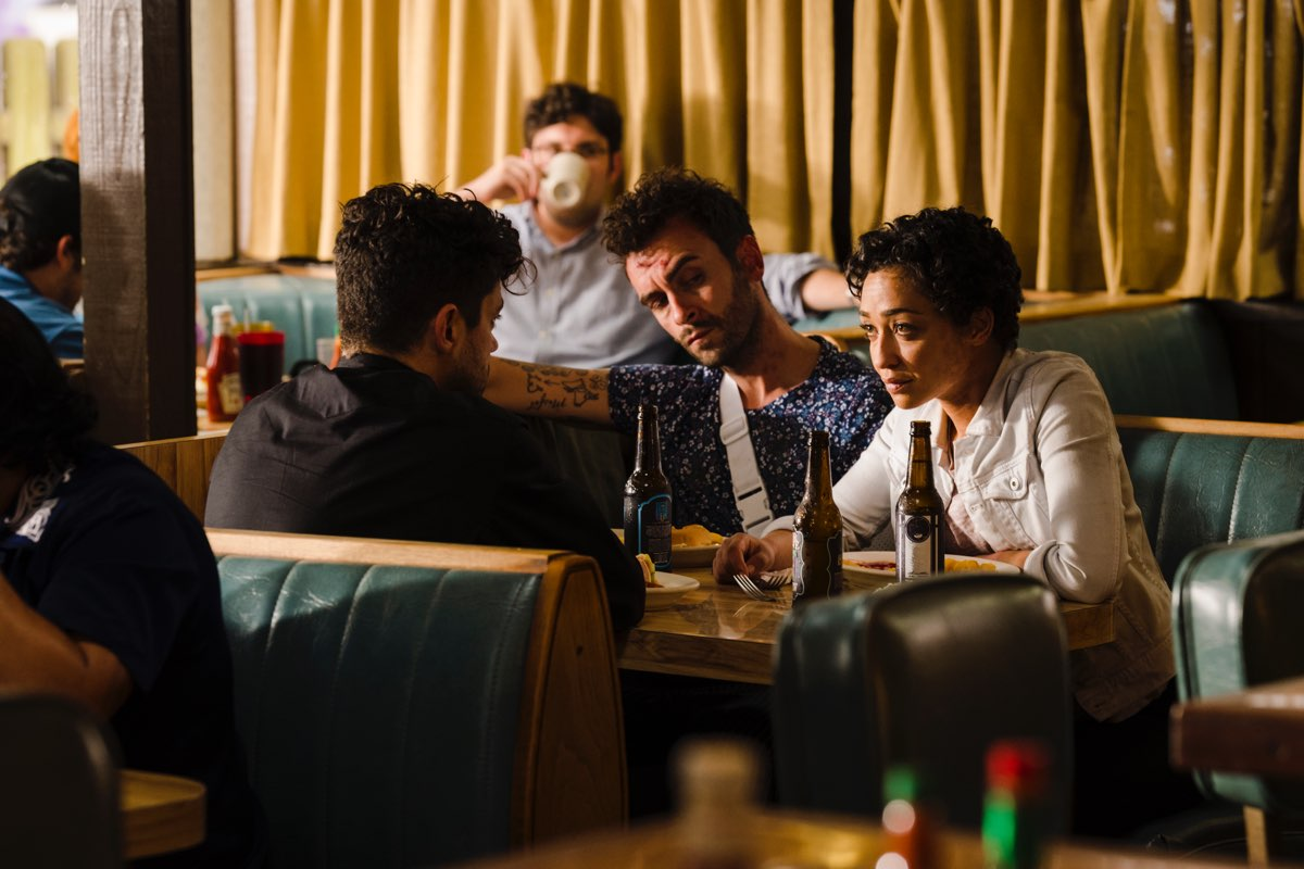 Extras for <em>Preacher</em> Episode 12