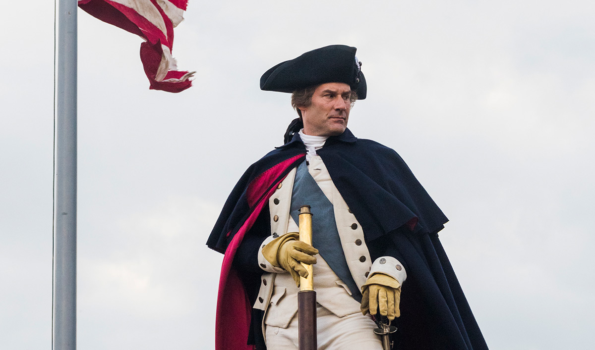 <em>TURN: Washington's Spies</em> Q&A – Ian Kahn (General George Washington)