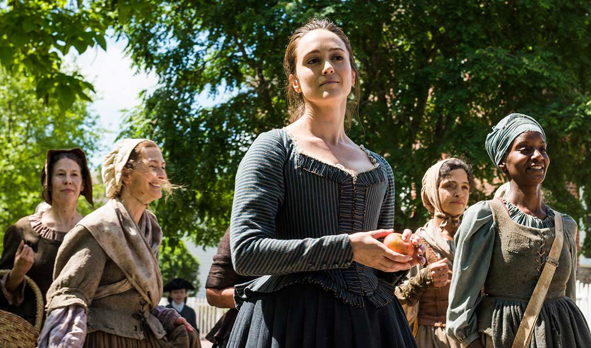 The Cast Bids Farewell to the Unsung Heroes of the Revolutionary War