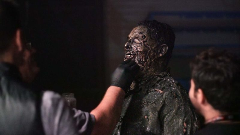 Fear the Walking Dead: Making of the Sewer Fight