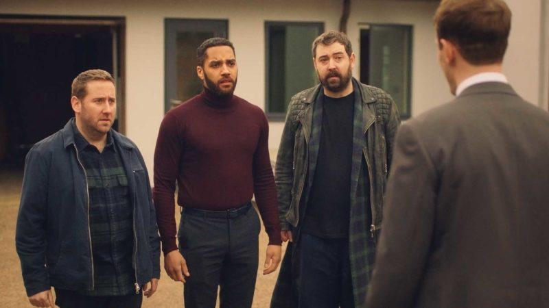 Loaded Talked About Scene: Season 1, Episode 8