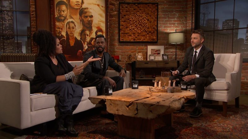 Talking Dead: Highlights: Season 7, Episode 23