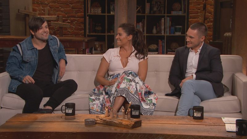 Talking Dead: Bonus Scene: Season 7, Episode 25