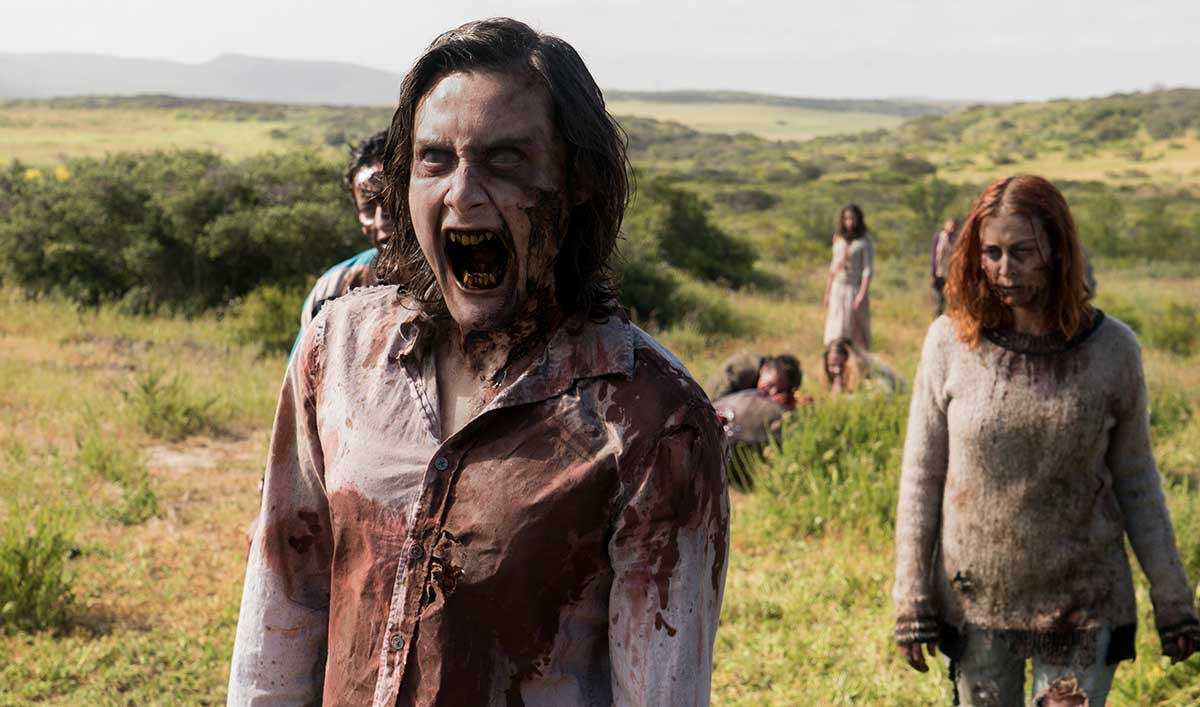 Sneak Peek of Sunday's <em>Fear the Walking Dead</em> Premiere — More Infected Are Coming Every Day