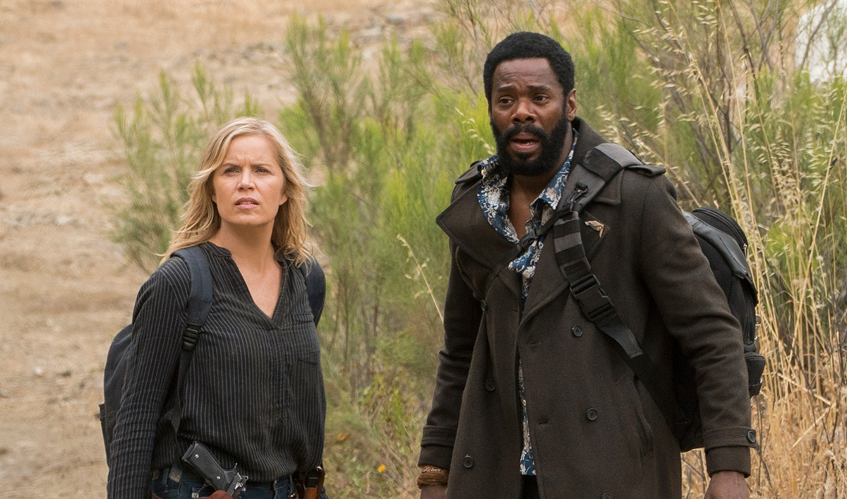 Dave Erickson Talks to <em>EW</em>; <em>ComicBook</em> Gets Colman Domingo's Reaction