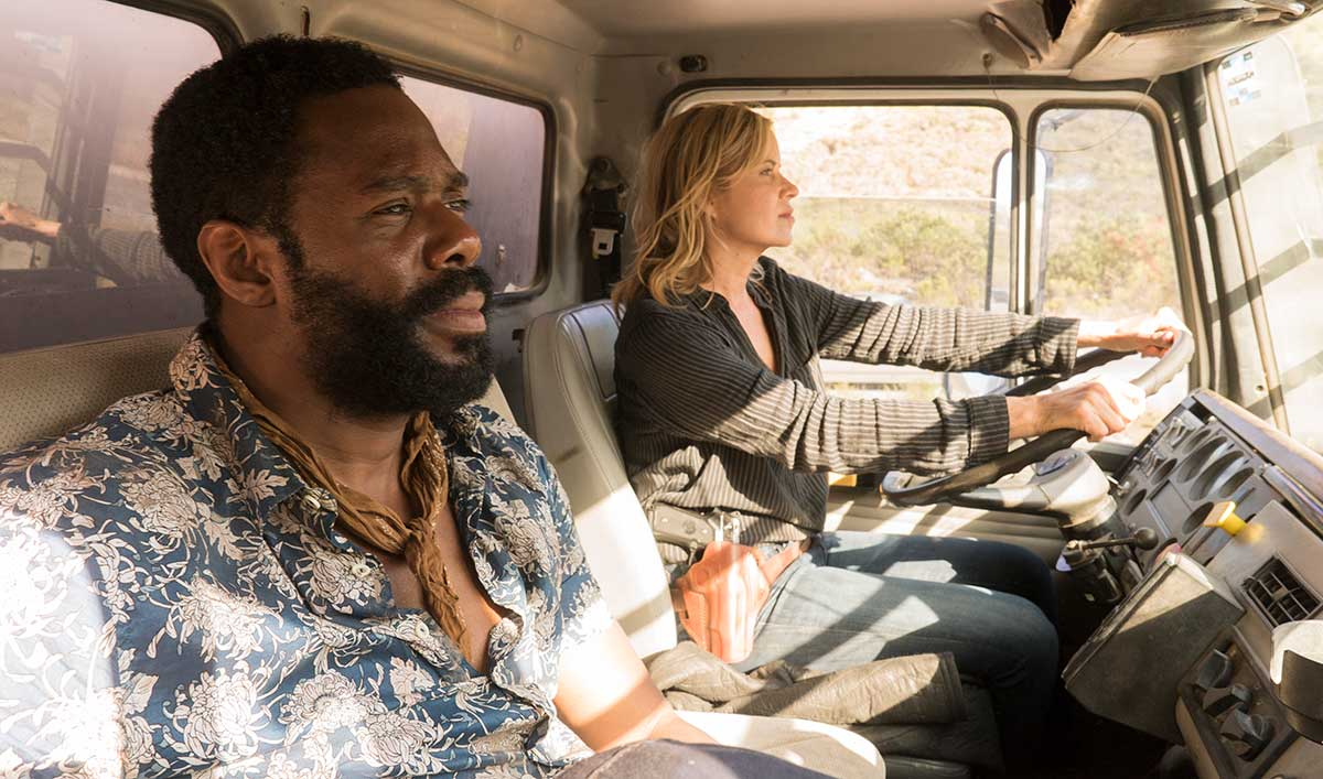 Extras for <em>Fear the Walking Dead</em> Episode 11