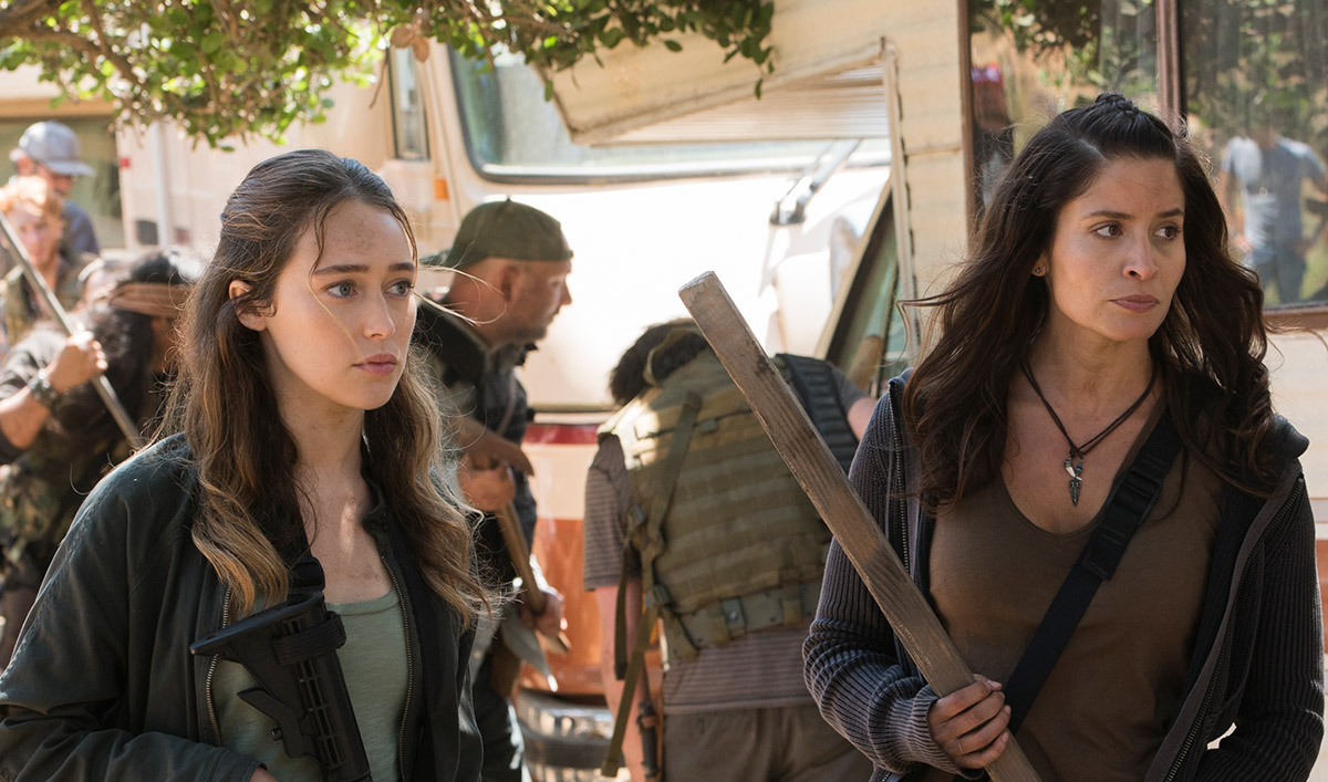 <em>ComicBook</em> Talks With Dave Erickson; <em>W</em> Profiles Alycia Debnam-Carey