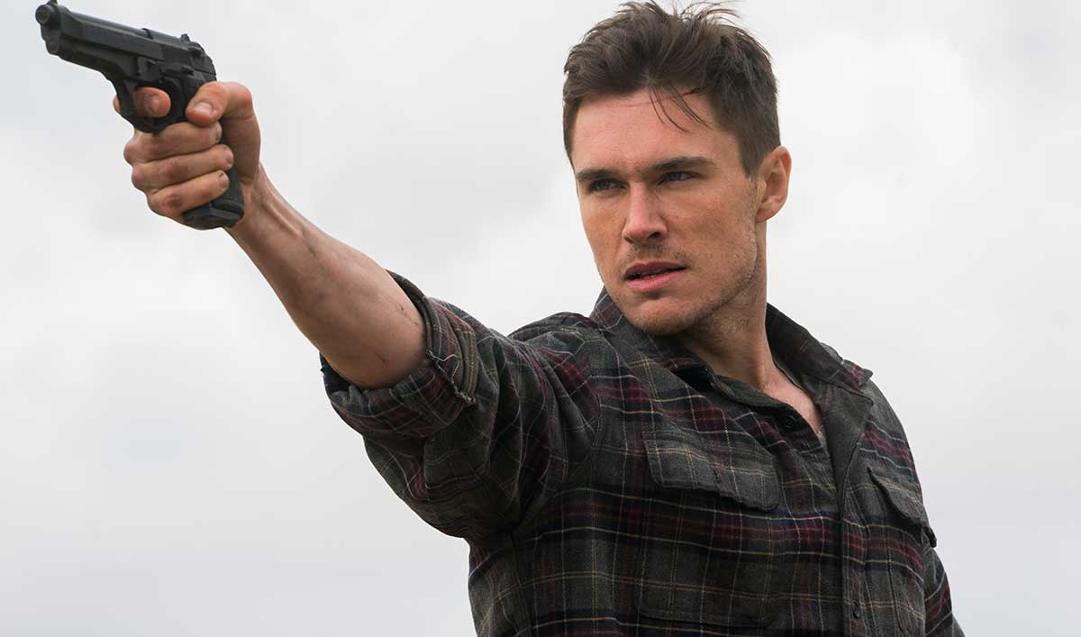 (SPOILERS) <em>Fear the Walking Dead</em> Q&#038;A — Sam Underwood (Jake)