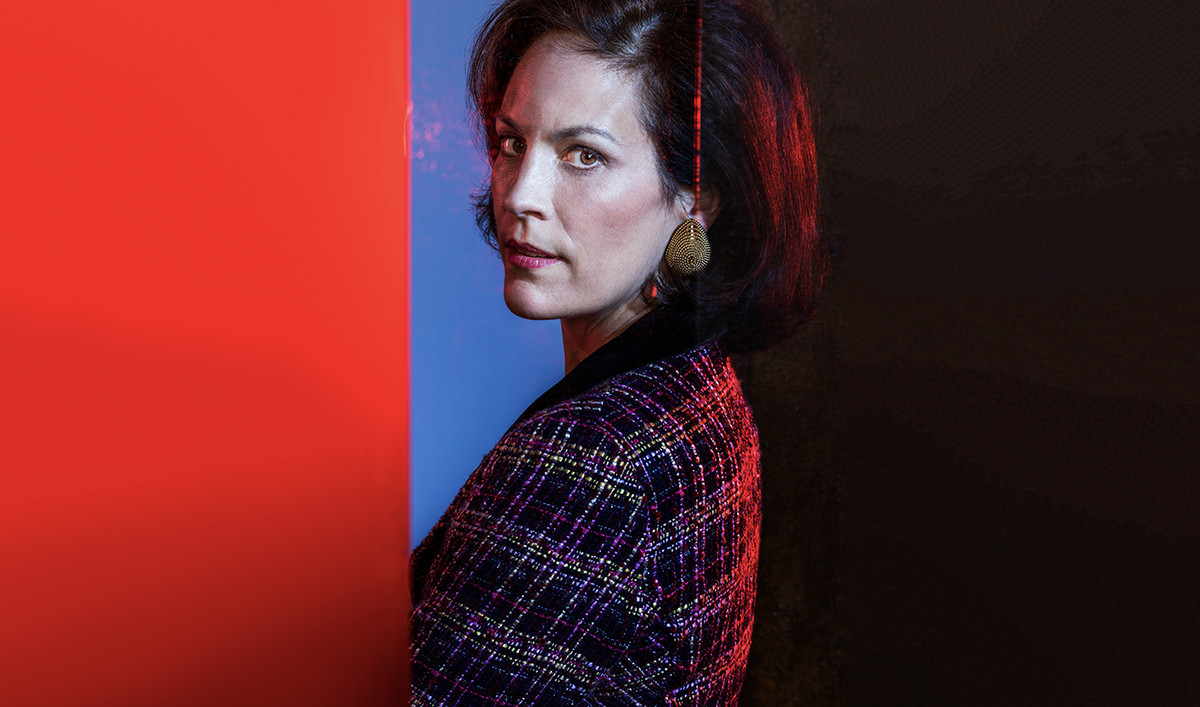 <em>Halt and Catch Fire</em> Q&A — Annabeth Gish (Diane Gould)