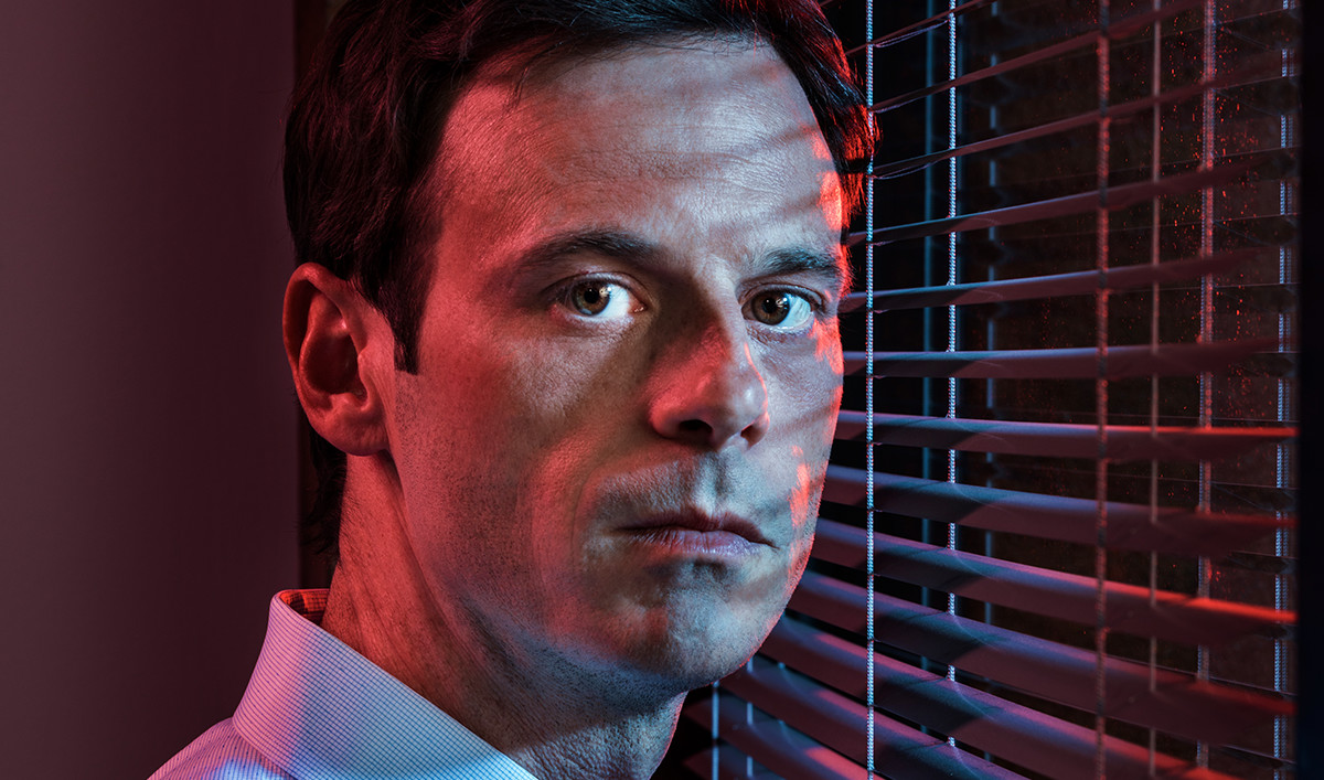 <em>Halt and Catch Fire</em> Q&A — Scoot McNairy (Gordon Clark)