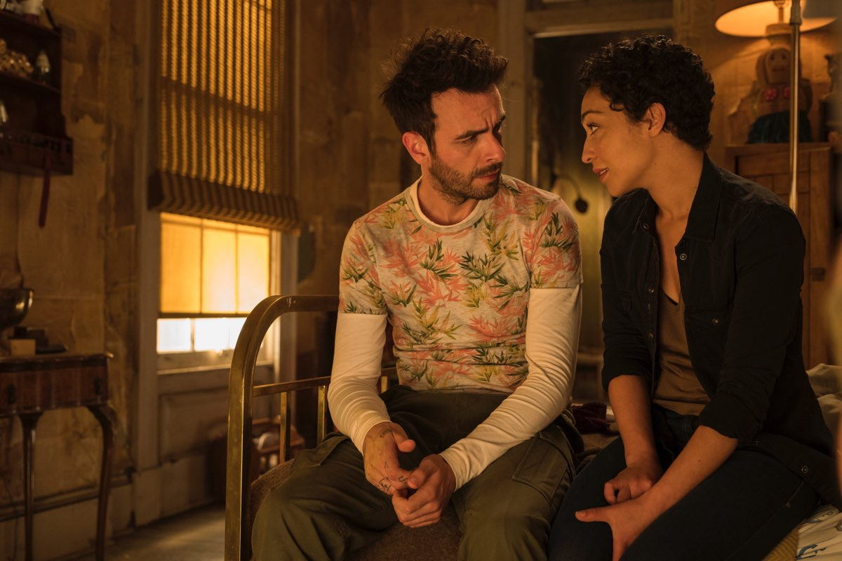 Extras for the <em>Preacher</em> Season 2 Finale