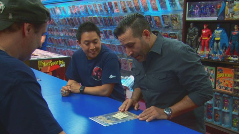 Comic Book Men Talked About Scene: Season 7, Episode 1