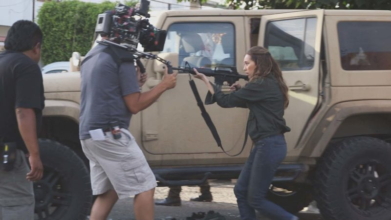 Fear the Walking Dead: Making of the T-Bone Car Stunt