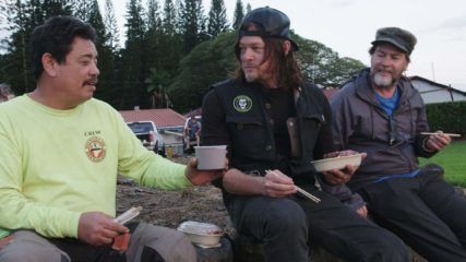 Ride With Norman Reedus Season 2 Diary: Food