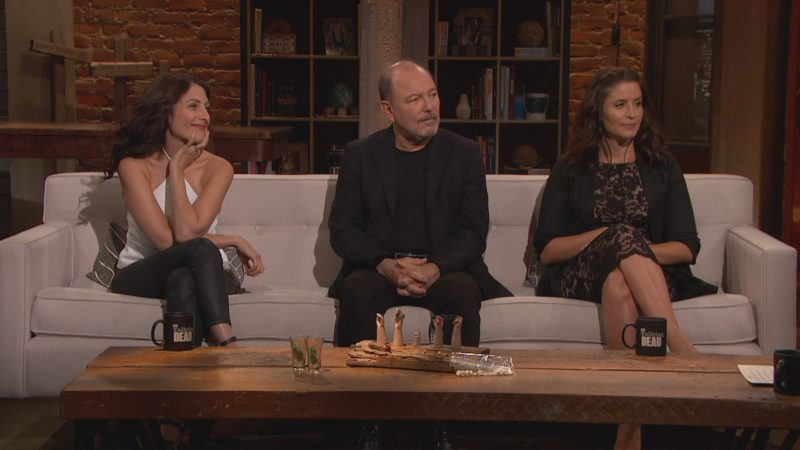 Bonus Scene: Talking Dead: Season 7, Episode 27