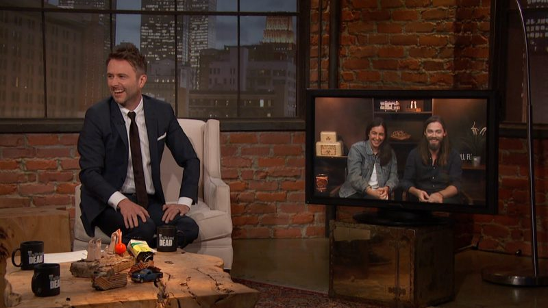 Highlights: Talking Dead: Season 8, Episode 2