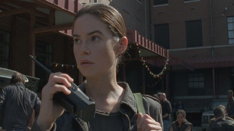 The Walking Dead: The Opening Minutes of Season 8, Episode 2