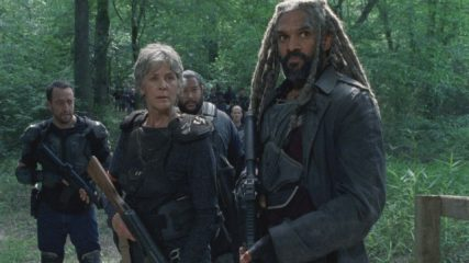 (SPOILERS) Talked About Scene from The Walking Dead: Season 8, Episode 2