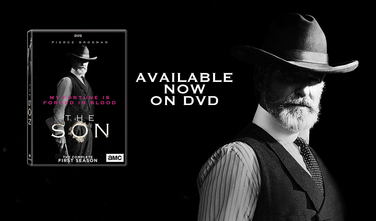 The Son Season 1 DVD Available Today