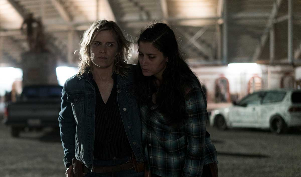 Inside <em>Fear the Walking Dead</em> Episode 14 — Why Madison Is Dead Set on Reuniting Daniel and Ofelia