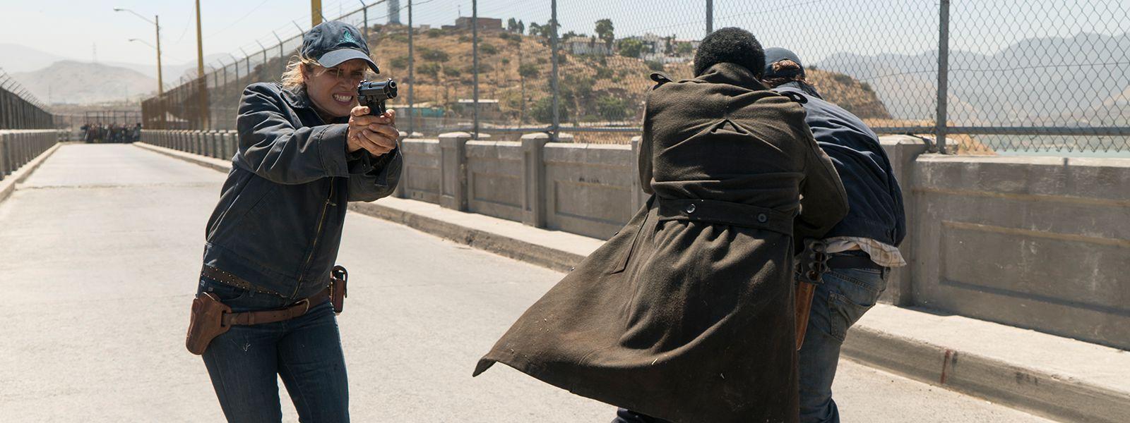 Fear the Walking Dead - Sleigh Ride: Season 3, Episode 16 - AMC