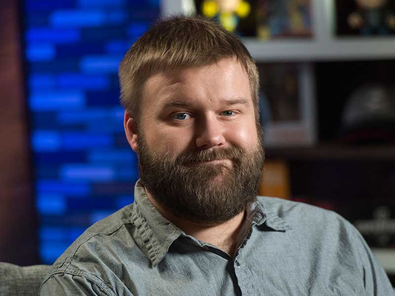 Robert Kirkman – Partner/Chairman of Skybound Entertainment/Executive Producer