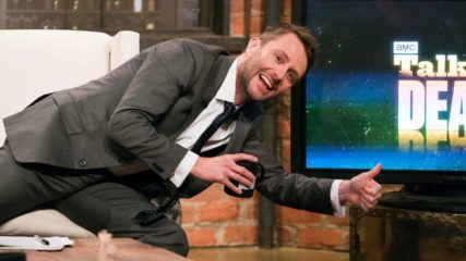 "Talking Dead on ""The Big Scary U"""