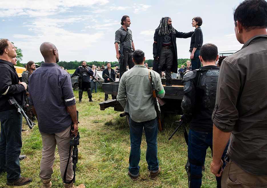 The Walking Dead The Walking Dead Season 8 Episodic Photos Amc